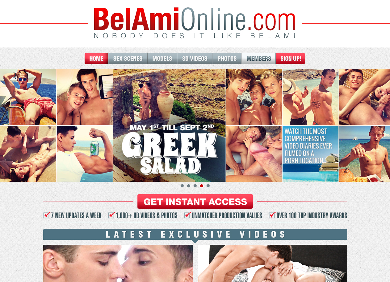 Top Paid Gay Porn Sites